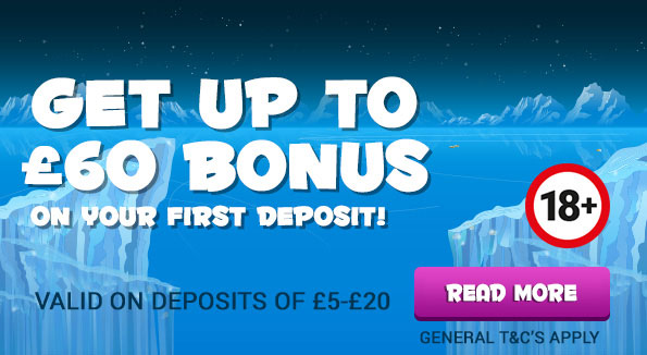 £60 WelcomeBonus